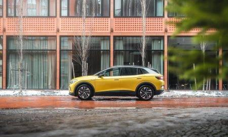 Pirmais pilnībā elektriskais Volkswagen apvidus auto ID.4 tagad pieejams Latvijā