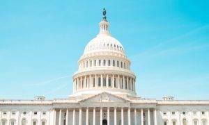 ASV valdība un bitkoina cena