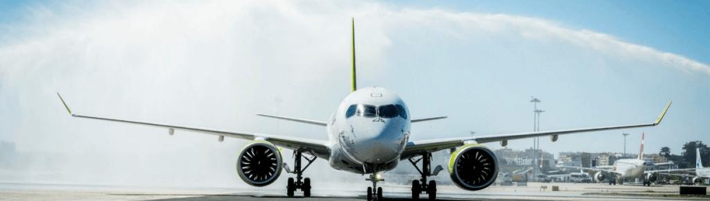Airbaltic kriptovalutas