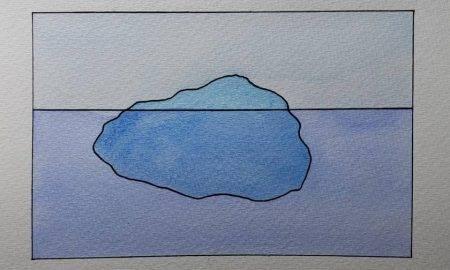 Izveiodo pats savu aisbergu