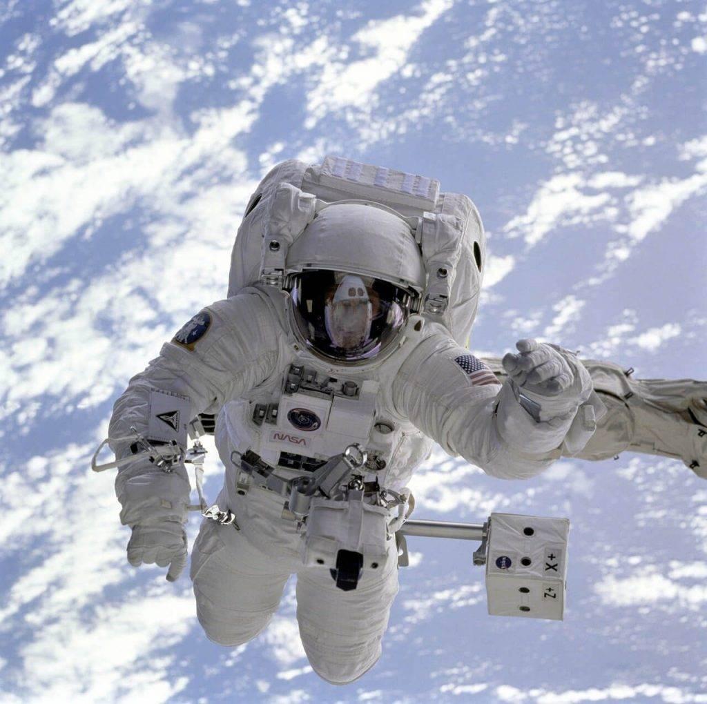 Astronautu pieteiksanas