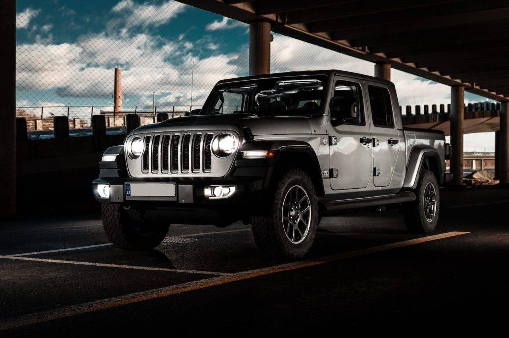 Baltijas valstīs tiks prezentēts jaunais Jeep Gladiator pikaps