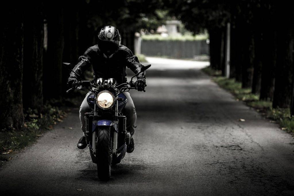 CSN ar motocikliem Latvija