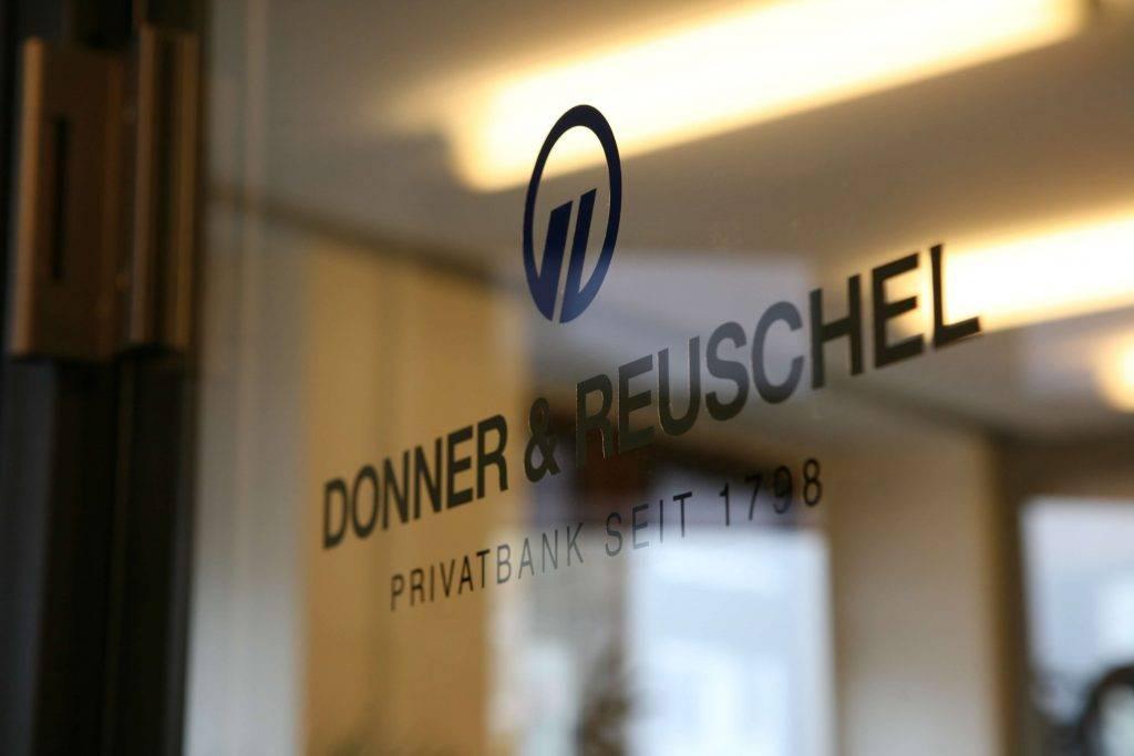 Donner Reuschel banka kriptovalūtas