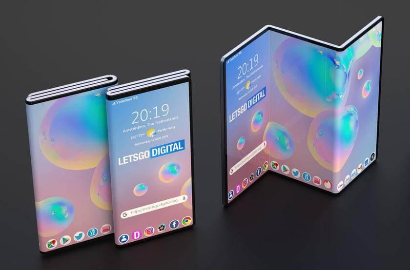 Samsung Galaxy Z Duo-Fold