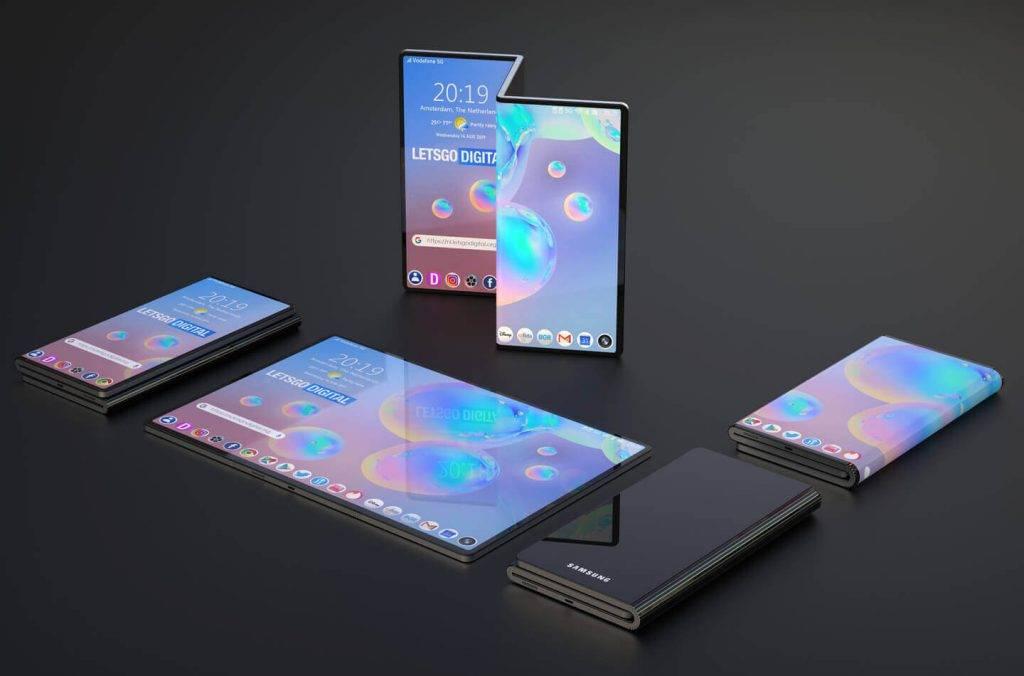 Samsung Galaxy Z Tri-Fold