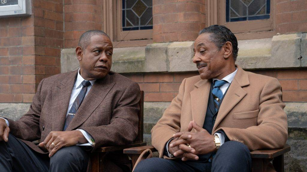 Godfather of Harlem Season 1 Episode 104: It's All in the Game