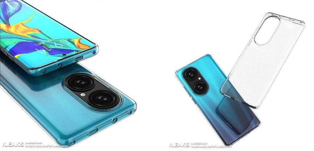 Huawei P 50 viedtalrunis