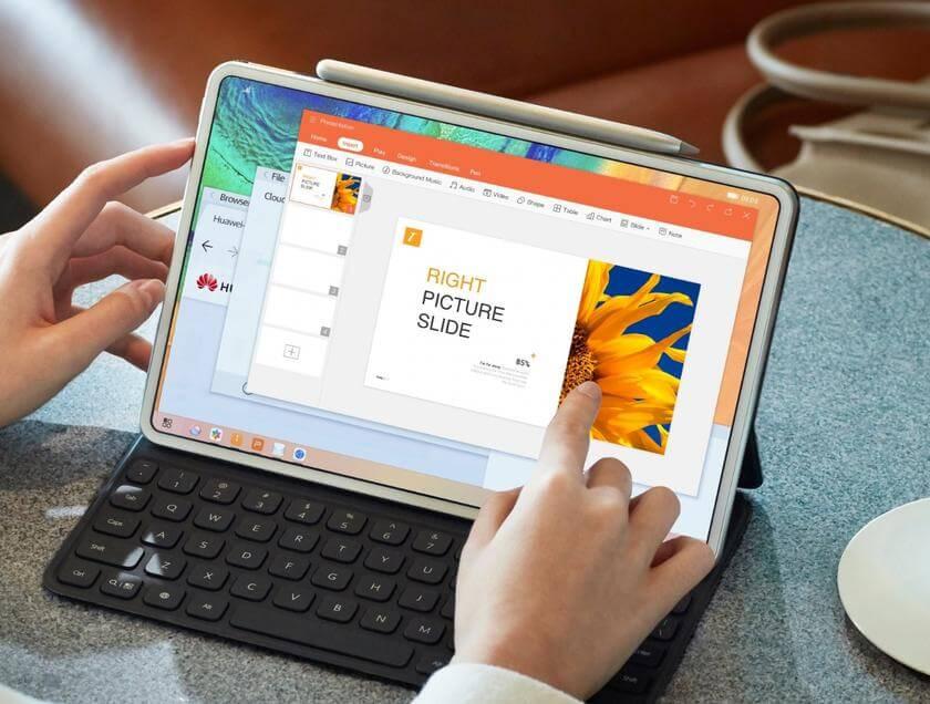 Huawei datoriem Harmony OS