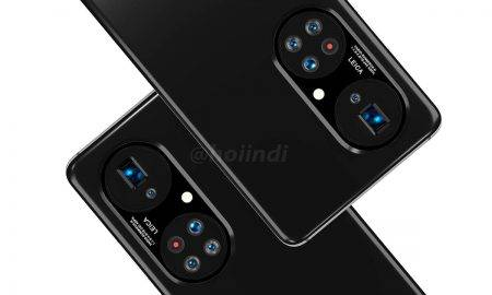 Huawei P50 Pro Plus ilustrācijas