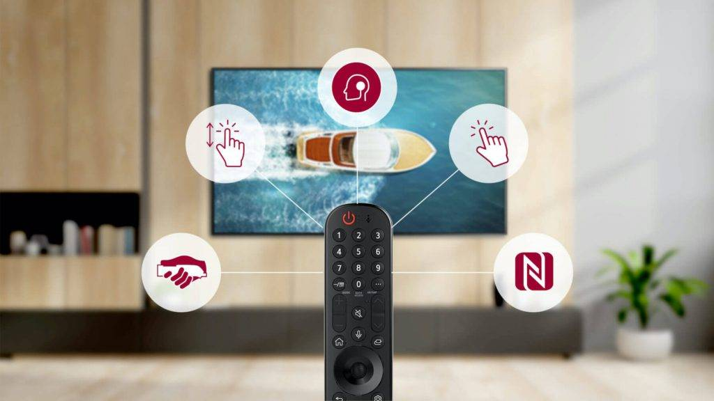 Jauna LG Smart TV platforma