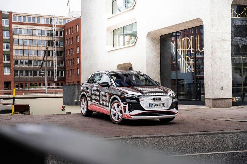 Jauna e-mobilitātes dimensija: Audi Q4 e-tron nosaka jaunu interjera un vadības standartu