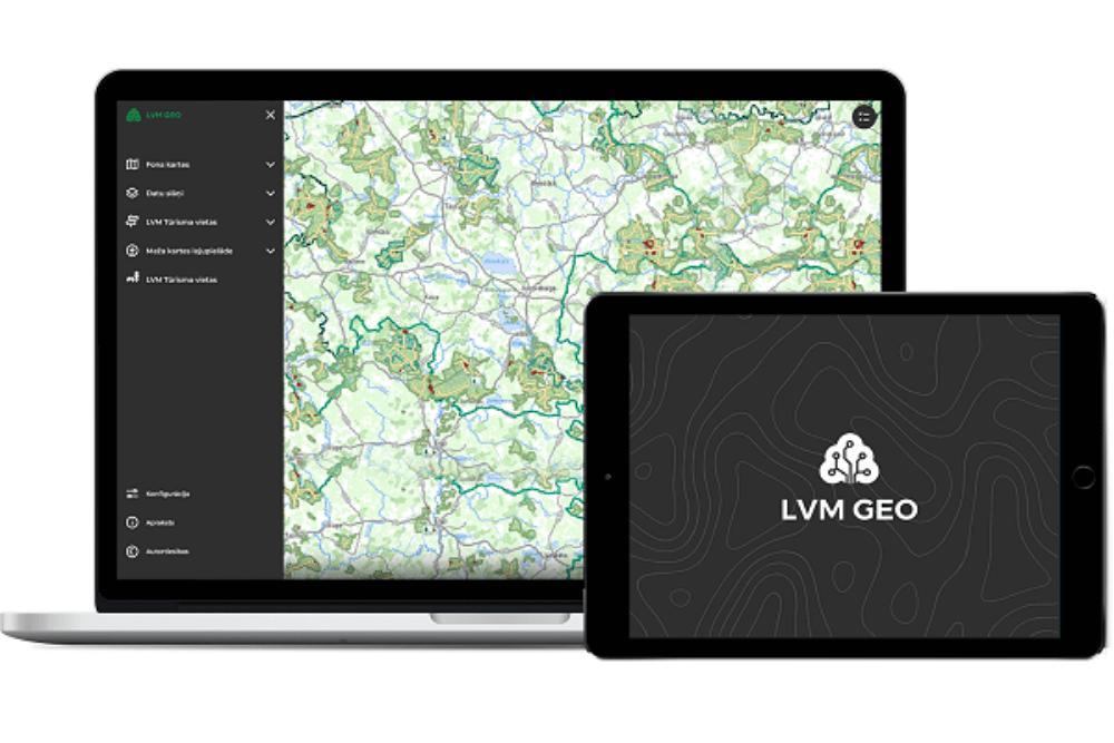 LVM GEO Mobile