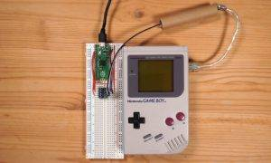 Nintendo Game Boy kripto mainings