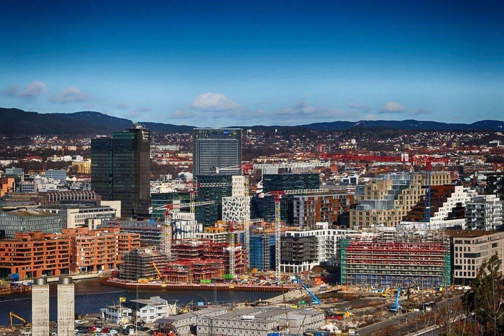 Norvegijas centralas bankas pazinojums