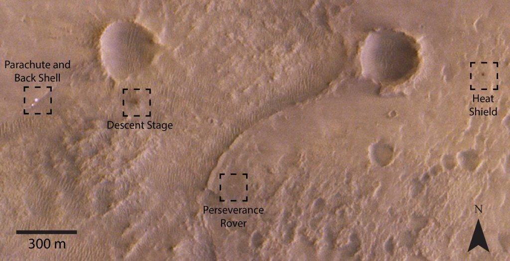 Marsa izpēte 2021