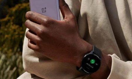 Viedpulkstenis OnePlus Watch 1,39