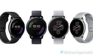 OnePlus Watch cena Eiropā