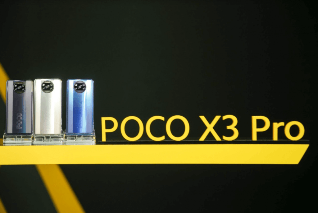POCOX3 Pro