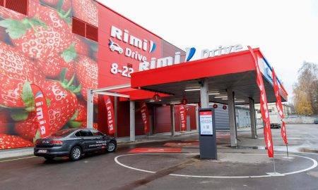 Rimi investējis vairāk nekā 2 miljonus eiro e-veikala kapacitātes palielināšanā