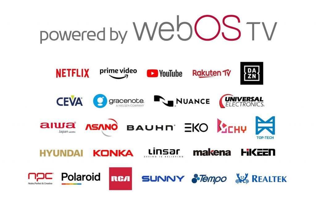LG Electronics (LG) paziņo par populārās webOS TV platformas ekosistēmas pieejamību