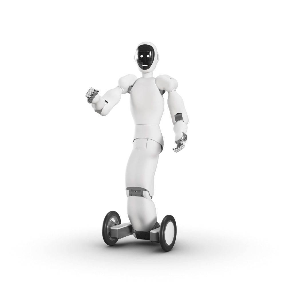 StrongPoint investe humanoidu robotu attistisanai