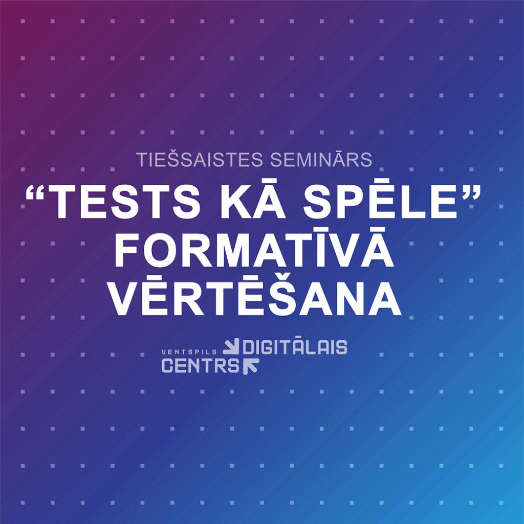 Tests ka spele