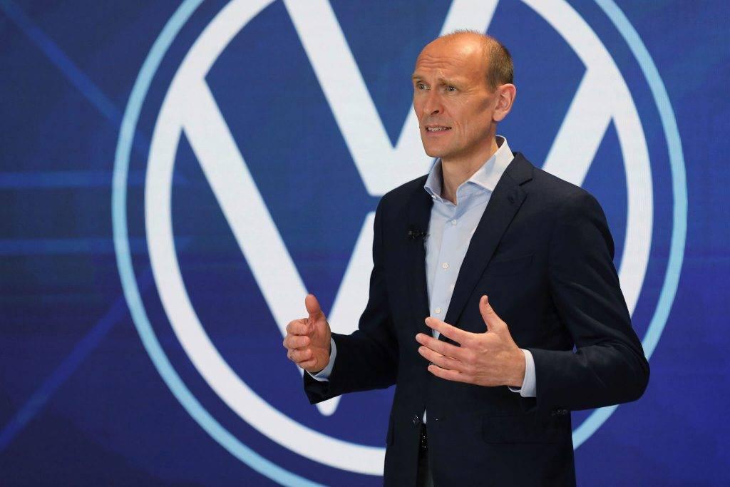 Volkswagen tehnologiju uznemums