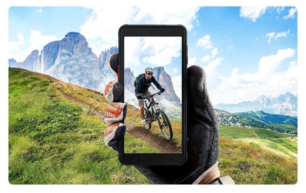Galaxy XCover 5 – uzlabota skārienjutība, rācijas funkcija un izturība jebkurā vidē