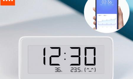 Xiaomi-Mijia-pulkstenis