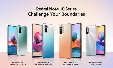 Viedtālrunis Xiaomi Redmi Note 10