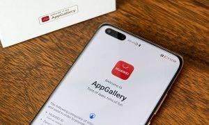 Pārvietot lietotnes uz AppGallery