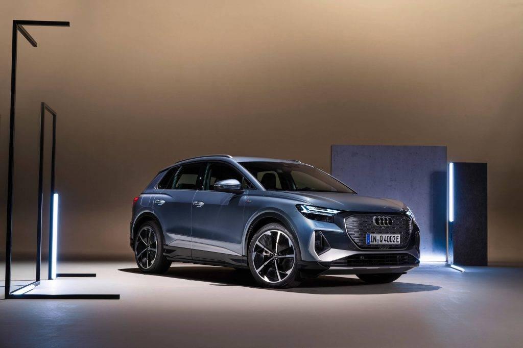 Audi Q4 e-tron un Q4 Sportback e-tron (1)