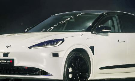 Prezentēts pirmais viedais automobilis, kas veidots ar Huawei Inside risinājumu