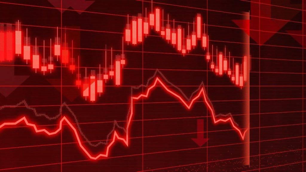 Bitkoina cenas krituma iemesls