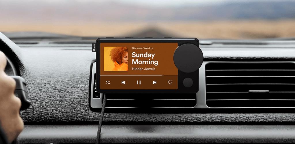 Spotify Premium ierīce