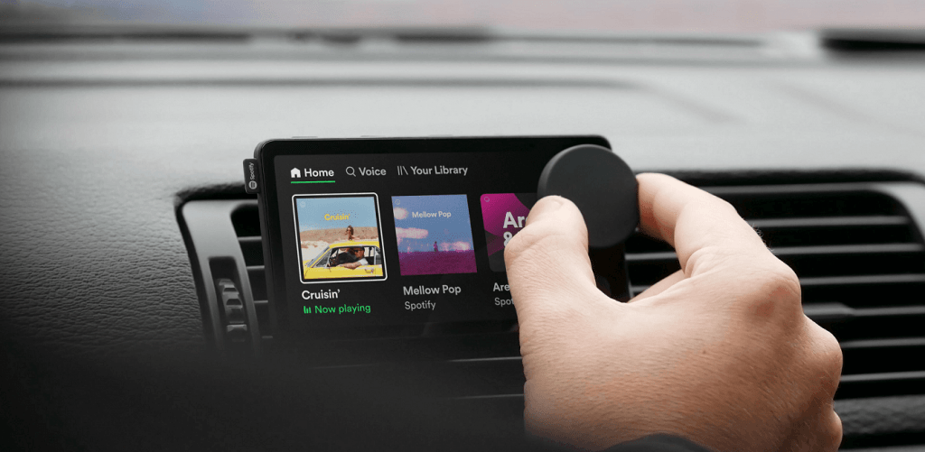 Spotify Premium ierīce Car Thing