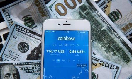 Ir sākusies Coinbase akciju tirdzniecība biržā Nasdaq