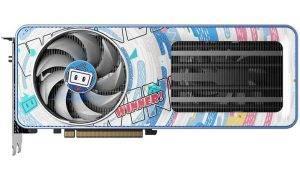 Videokarte Colorful RTX 3060 iGame Bilibili E-Sports