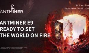 Antminer E9 specifikācija