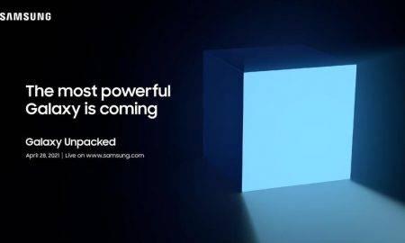 Samsung Galaxy Unpacked 2021. gada aprīlis