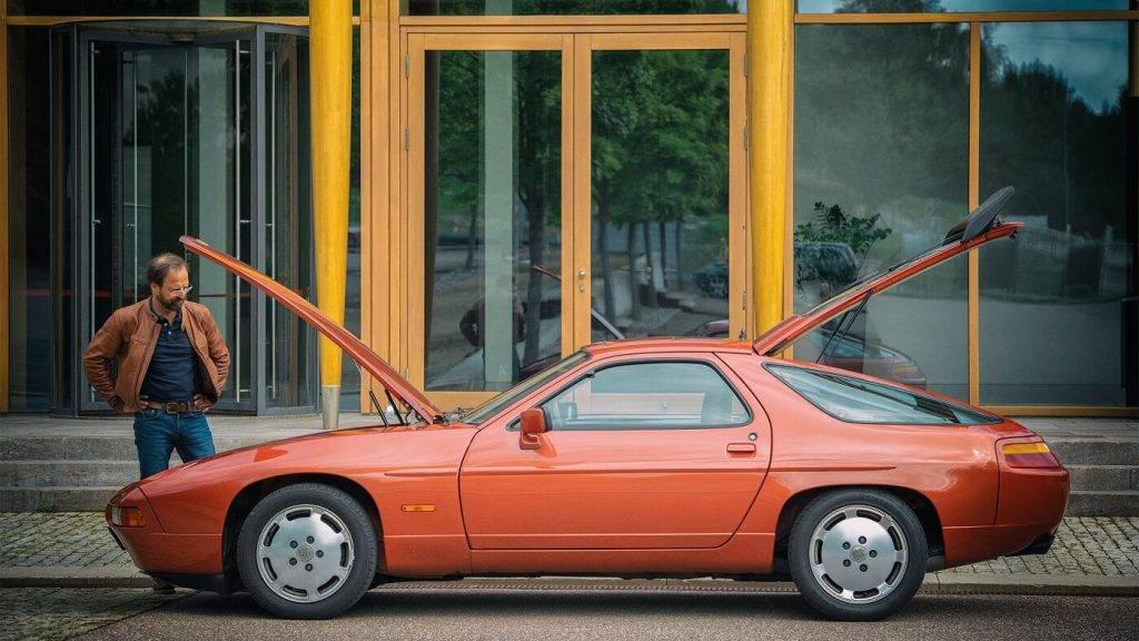 Galvenais Porsche dizainers Anatols Lapins 1