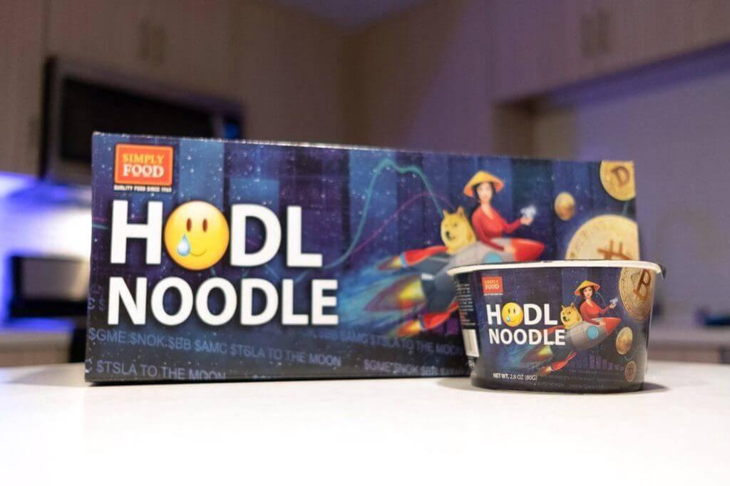 HODL NOODLE