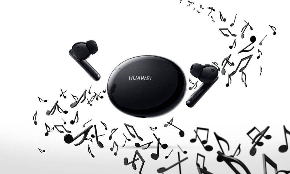 Huawei iepazīstina ar jaunajām bezvadu austiņām FreeBuds 4i
