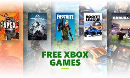 Bezmaksas Xbox spēles