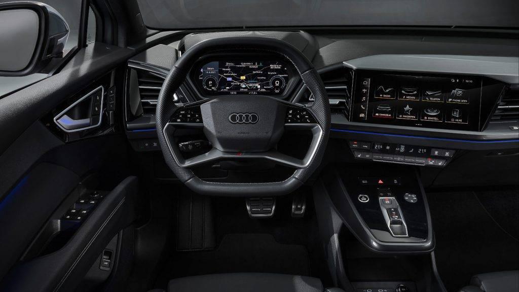 Prezente Audi Q4 e-tron un Q4 Sportback e-tron (1)