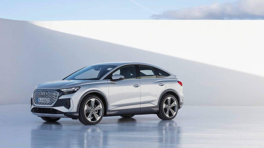 Prezente Audi Q4 e-tron un Q4 Sportback e-tron-6 (1)