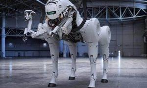 Boston Dynamics konkurents