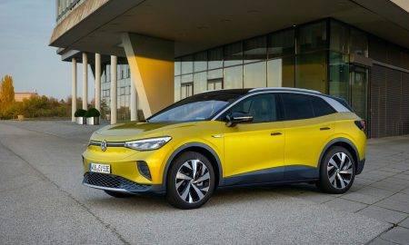 Volkswagen ID.4 kļūst par Pasaules gada auto 2021