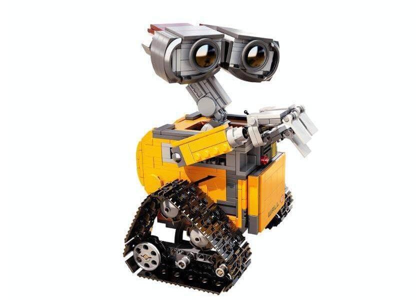 WALL-E no Aliexpress